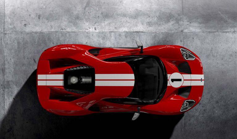 Ford GT '67 Heritage ne aduce aminte de vremurile când americani câştigau Le Mans