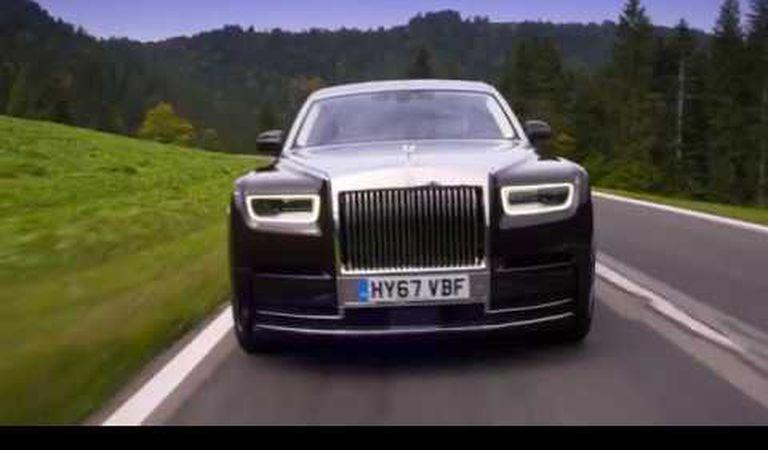 Rolls-Royce Phantom – prezentare video