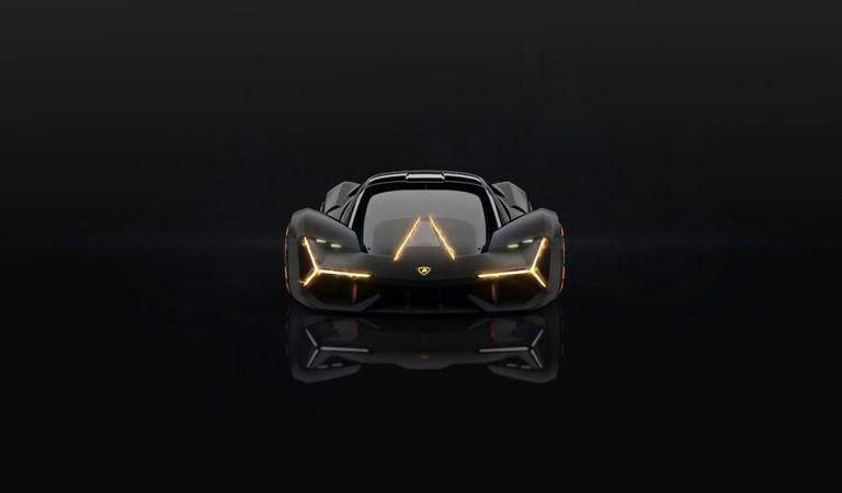Lamborghini Terzo Millennio – prezentare video
