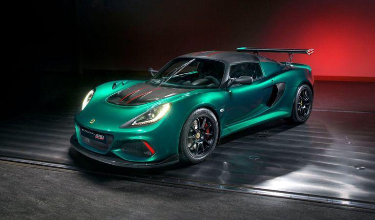 Lotus Exige Cup 430: senzații tari în stil britanic