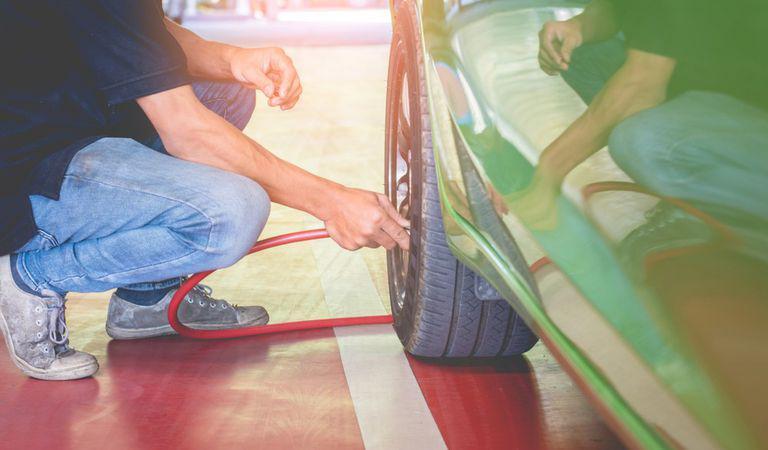 5 întrebuințări ale compresorului de aer, utile pentru mașină