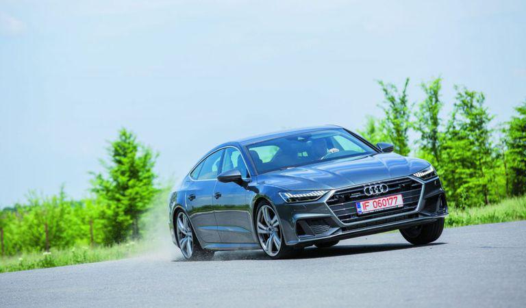 Audi A7 50 TDI quattro: La un pas de perfecţiune