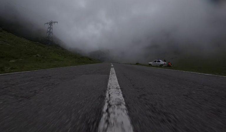 VIDEO: Primul clip cu recordul stabilit de Subaru pe Transfăgărășan