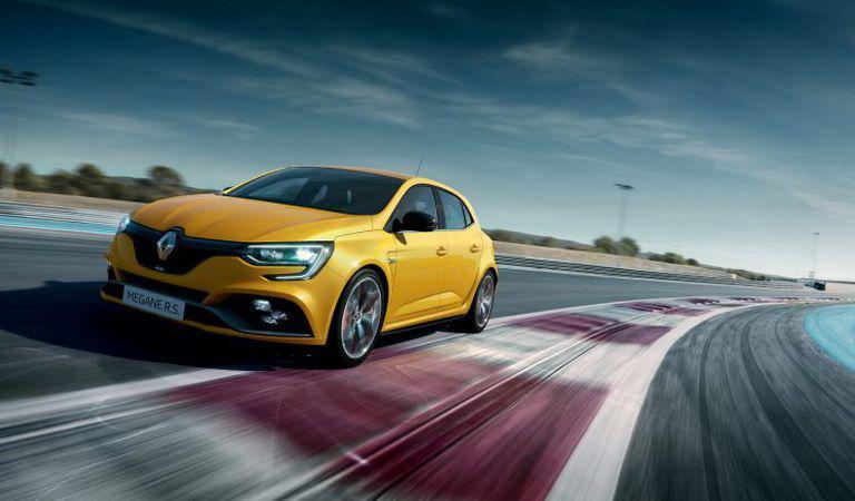 Renault Megane RS Trophy a debutat: Diferențial Torsen în standard