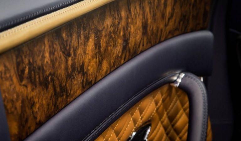 Bentley a lansat un nou tip de ornament interior