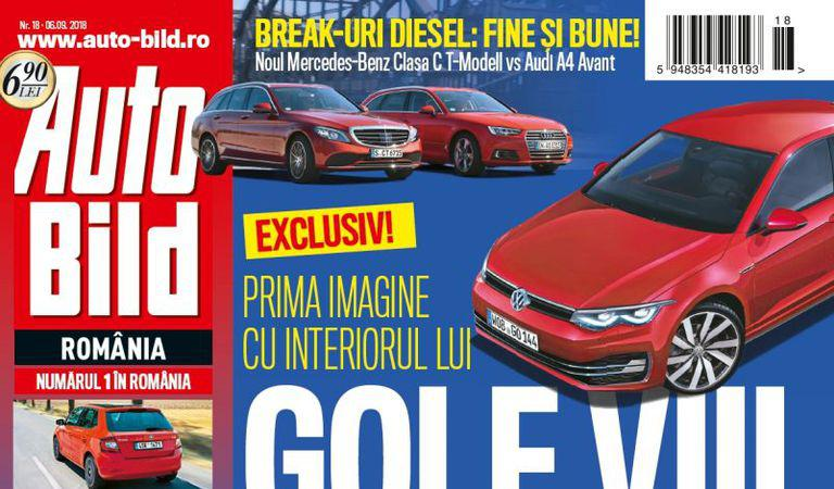 Revista AUTO BILD Nr 18 din 06 septembrie 2018