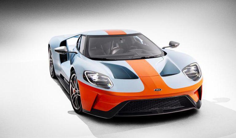 Producția supercarului Ford GT va fi suplimentată cu 350 de unități