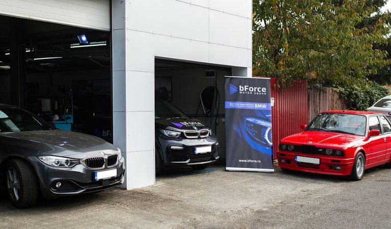(P) Service-ul specializat in reparatii BMW care cu siguranta nu va dezamagi nici un client!