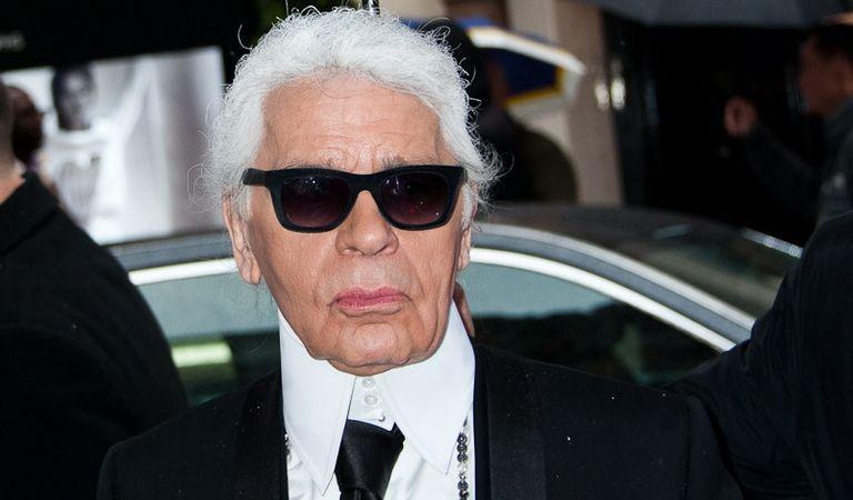 Ce mașini conducea creatorul de modă Karl Lagerfeld