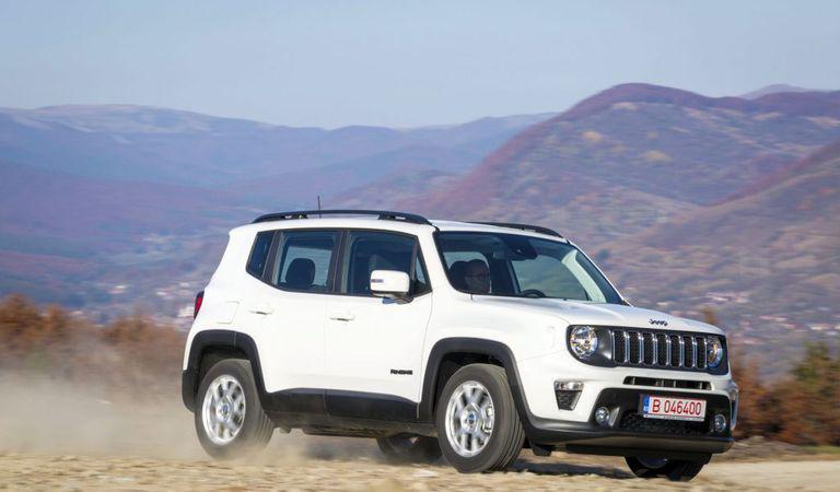 Jeep Renegade – Pui de Wrangler pentru oraș