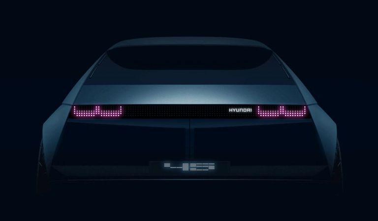 Hyundai prezintă un concept electric la Salonul International Auto de la Frankfurt