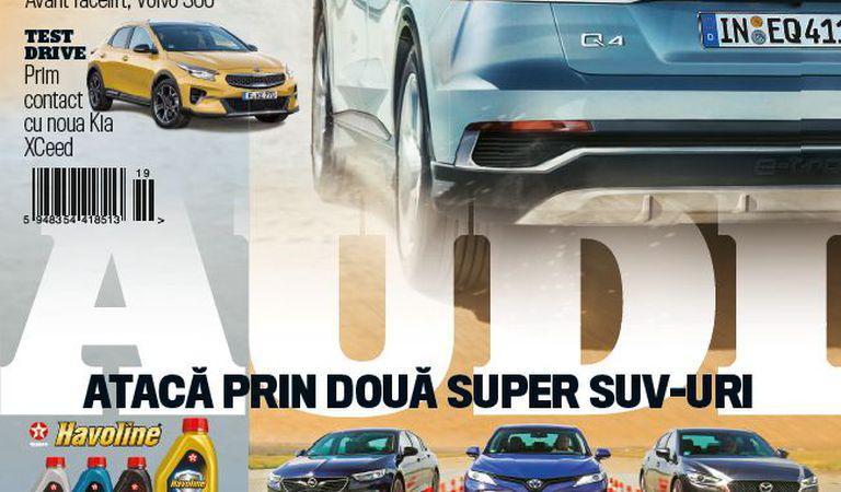 Revista AUTO BILD Nr. 19 din 19 septembrie 2019