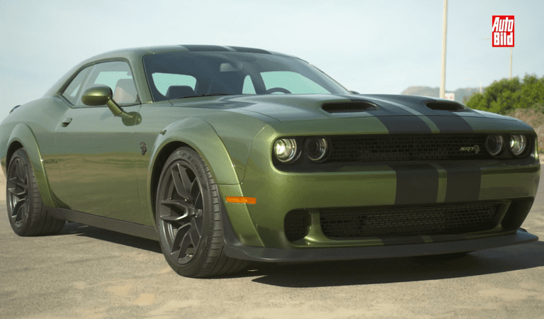 VIDEO: Dodge Chellenger Hellcat Redeye – American muscle