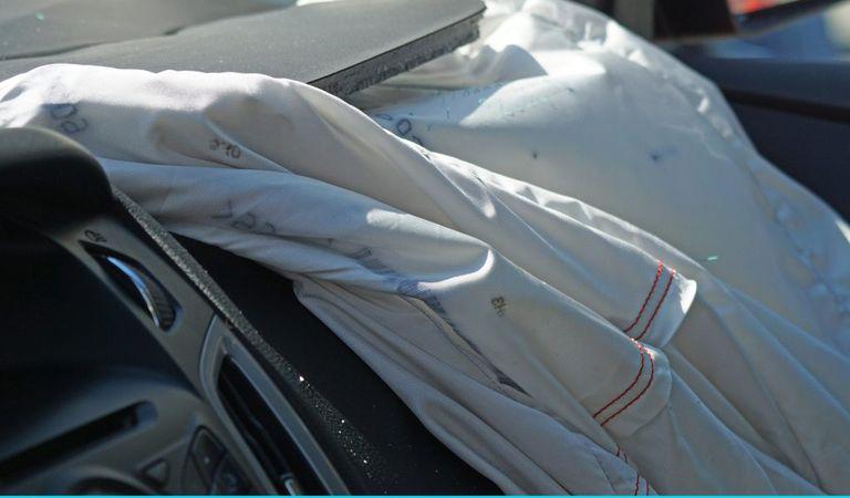 Accident bizar la Botoșani, în care a fost implicată o mașină… fără șofer