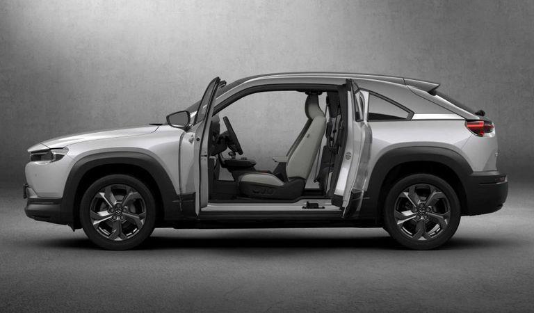 Mazda MX-30: toate informaţiile despre noul SUV citadin electric