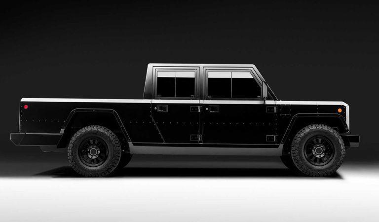 Bollinger B2 – ce performanţe are acest nou pick-up electric