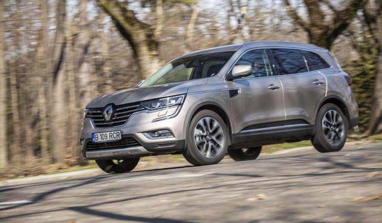 Renault Koleos: Monsieur Le Grand