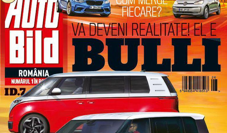 Revista AUTO BILD Nr. 26 din 27 decembrie 2019