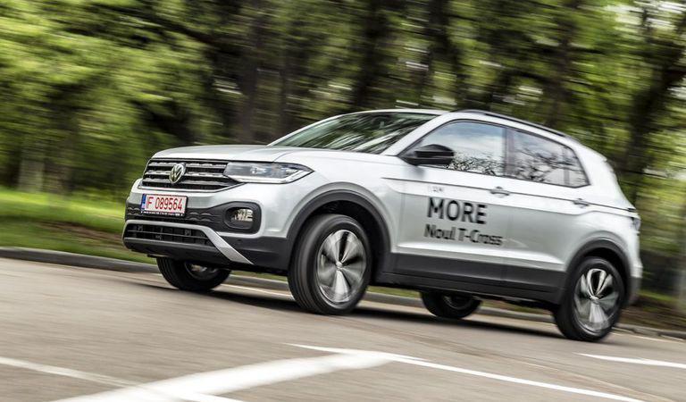 VW T-Cross: Un crossover cu spirit urban