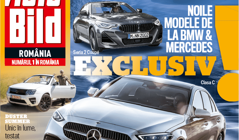 Revista AUTO BILD Nr. 17 din 17 septembrie 2020