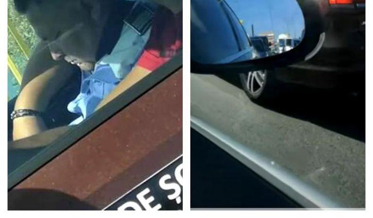 Un polițist examinator din Suceava a adormit în timpul probei practice pentru obținerea permisului auto