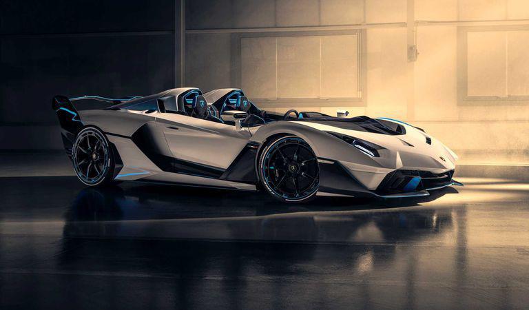 Lamborghini prezintă un nou unicat: SC20