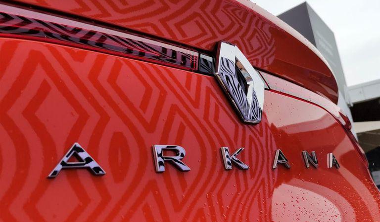 Noul Renault Arkana va putea fi precomandat în România începând cu 27 aprilie