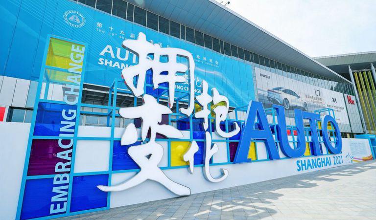 Salonul Auto de la Shanghai 2021 – primul eveniment auto major derulat în pandemie