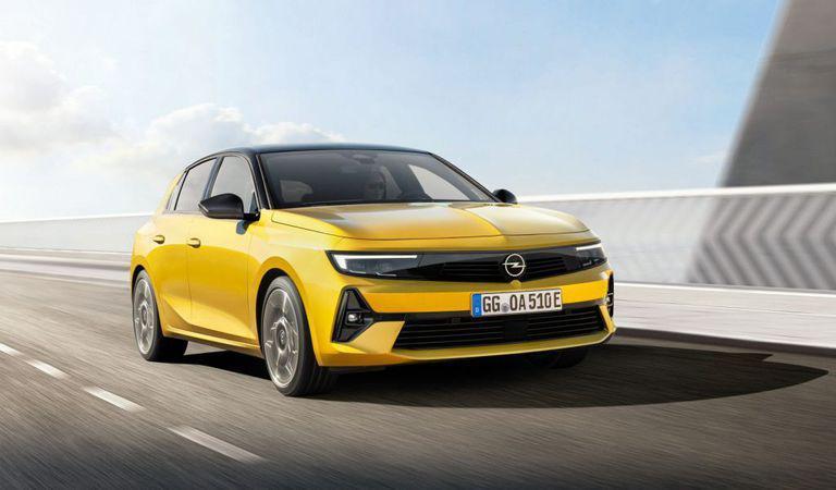 Opel Astra ajunge la cea de-a șasea generație