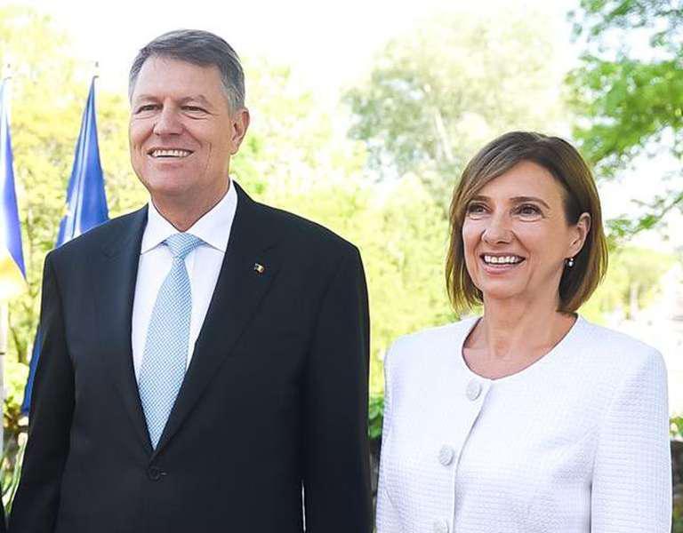Cum a arătat Carmen Iohannis la întâlnirea cu Donald şi Melania Trump