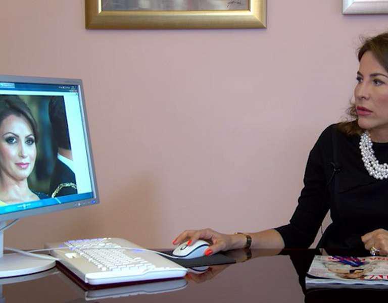 Adina Alberts, chirurg estetician, despre Angelica Rivera, actriţă de telenovele, soţia preşedintelui Mexicului