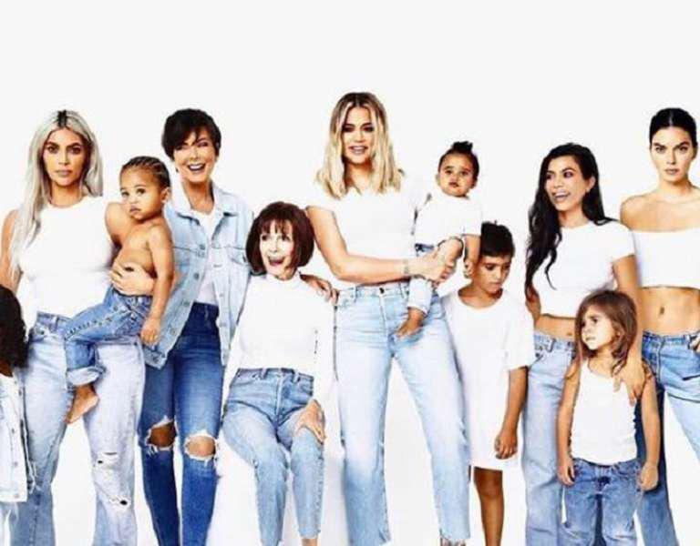 Kris Jenner a cumpărat cărucioare de mii de euro pentru nepoți!