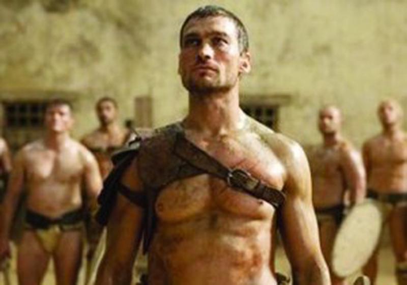 Spartacus-Blood