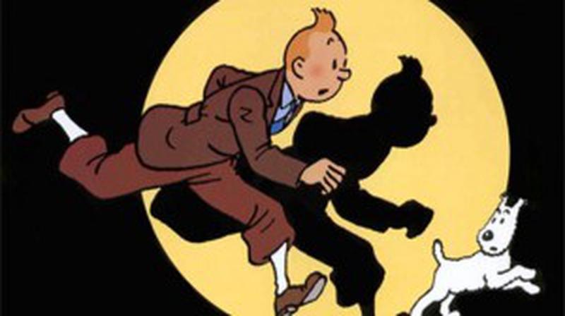 """LA CINEMA. Tintin (voce: Jamie Bell) va fi eroul unei trilogii care începe cu """"The Adventures of Tintin: Secret of the Unicorn"""" (2011)."""