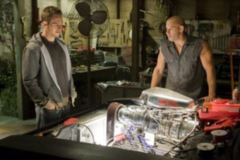 Paul Walker şi Vin Diesel
