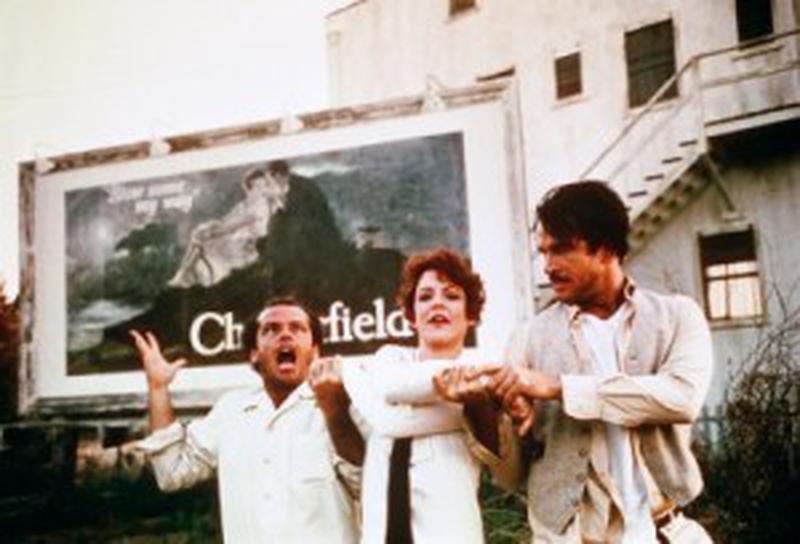 Stockard Channing, Jack Nicholson şi Warren Beatty