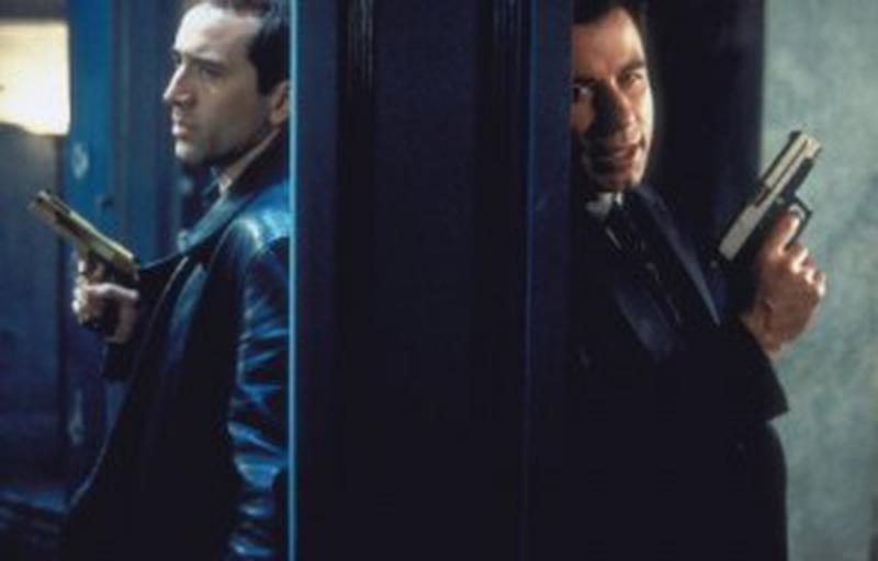 Nicolas Cage şi John Travolta
