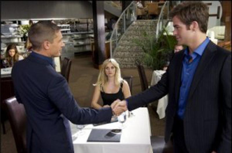 Tom Hardy, Reese Witherspoon şi Chris Pine