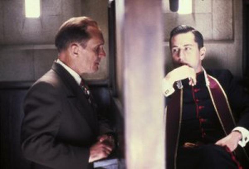 Un păcat de moarte - Robert Duvall şi Robert De Niro
