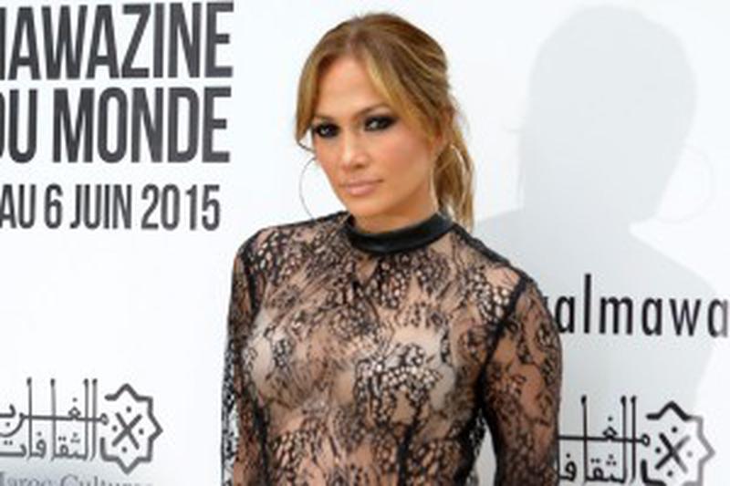DVP/TV - Senna Abdelhak - Jennifer Lopez a la 14eme édition du festival Mawazine a Rabat au Maroc