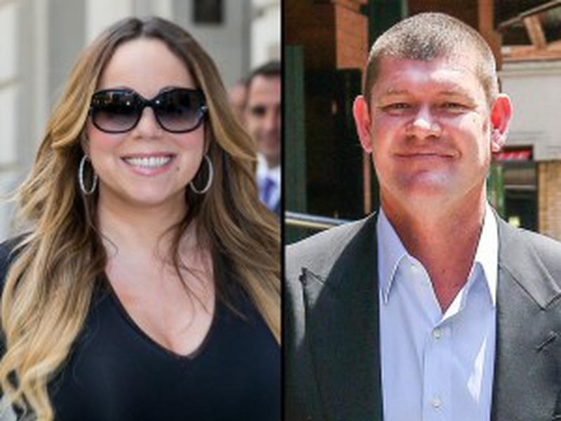Mariah Carey și James Packer