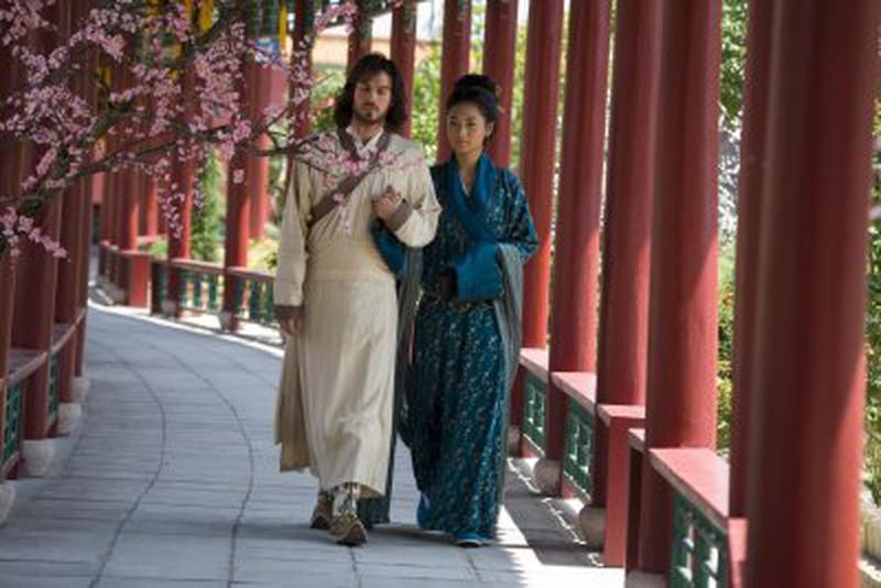 Marco Polo - Ian Somerhalder şi Desiree Ann Siahaan