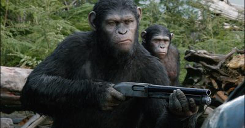 Planeta maimuţelor Revoluţie