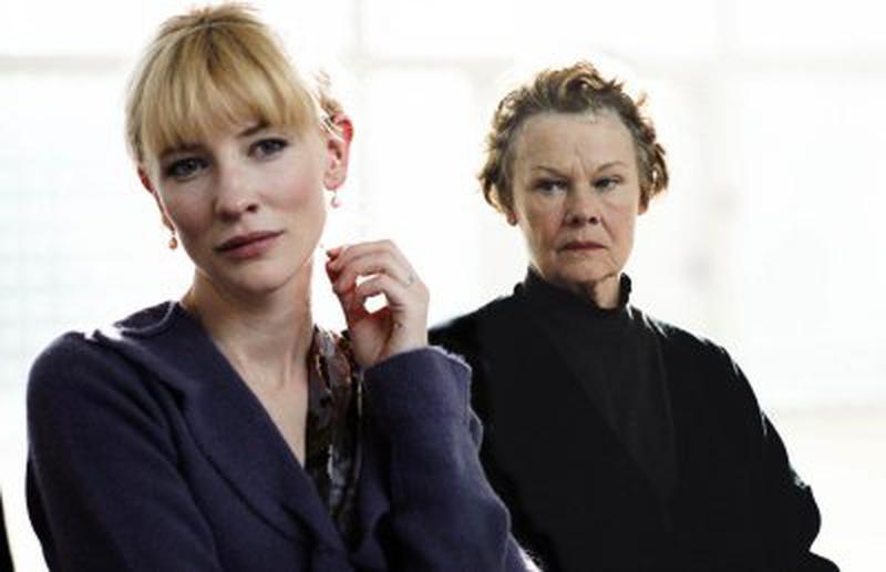 Jurnalul unui scandal - Cate Blanchett şi Judi Dench