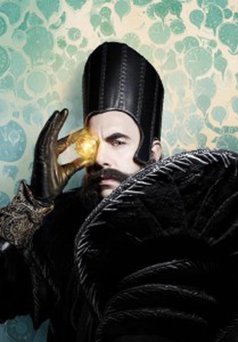 Alice Through the Looking Glass - SB Cohen