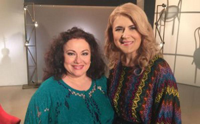 Leontina Văduva și Liana Stanciu