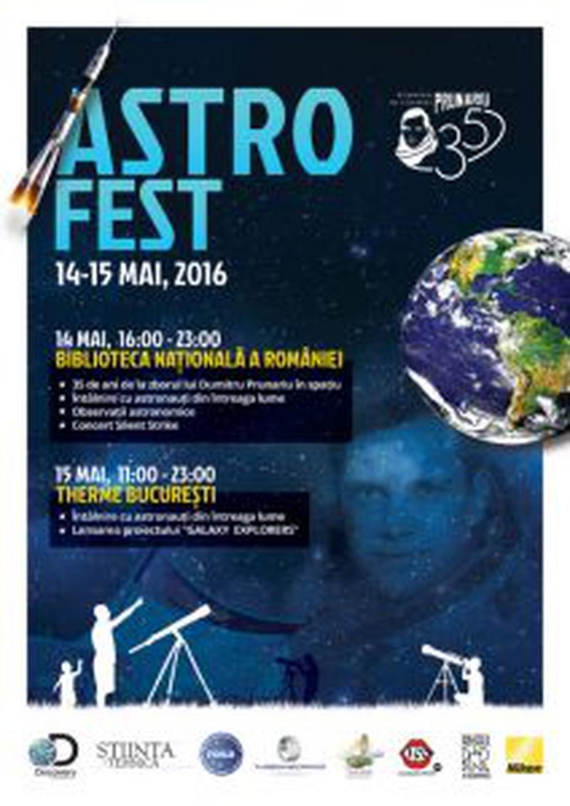 Poster Astro Fest