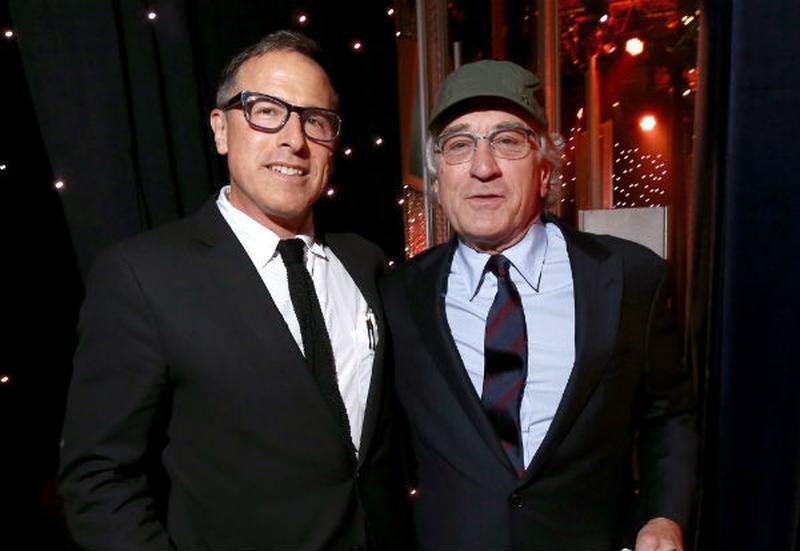 David O Russell Robert De Niro