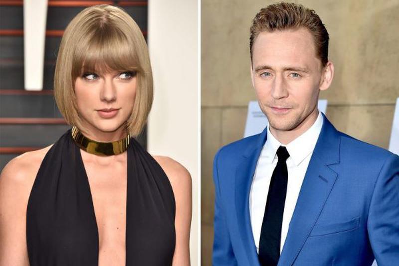 Taylor Swift si Tom Hiddleston