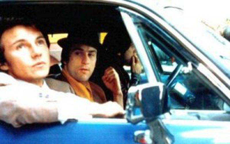 Robert De Niro şi Harvey Keitel